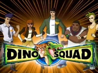 DinoSquad tv show photo
