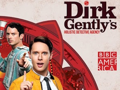 Dirk Gently's Holistic Detective Agency tv show photo