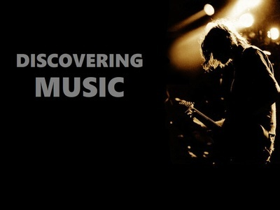 Discovering Music tv show photo