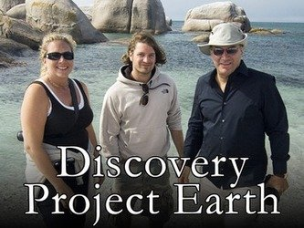 Discovery Project Earth