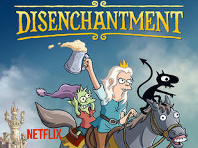 Disenchantment tv show photo
