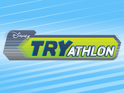 Disney TRYathlon tv show photo