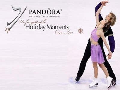 Disson Skating: Pandora Unforgettable Holiday Moments on Ice