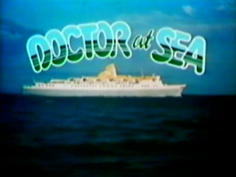 Doctor At Sea (UK) tv show photo