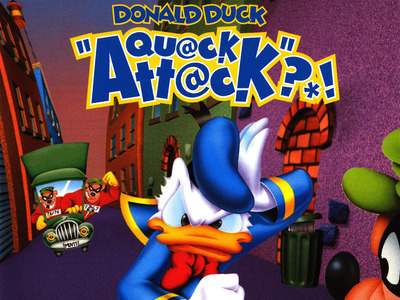 Donald's Quack Attack tv show photo
