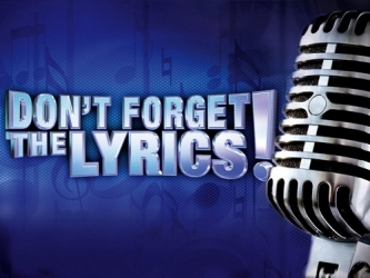 Don't Forget The Lyrics (UK)