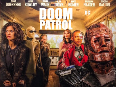 Doom Patrol tv show photo