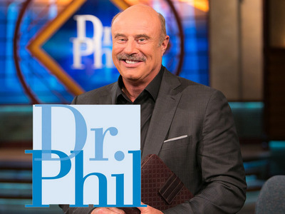Dr. Phil tv show photo