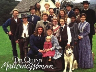 Dr. Quinn, Medicine Woman tv show photo