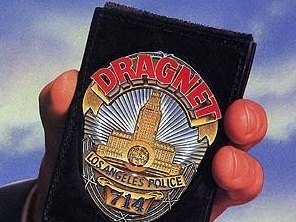 Dragnet tv show photo