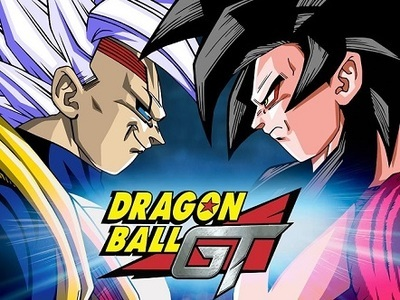 Dragon Ball GT (Dubbed)