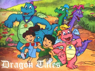 Dragon Tales tv show photo