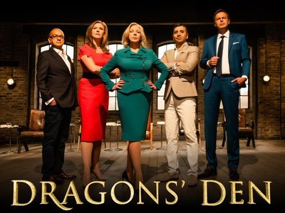 Dragon's Den (UK) tv show photo
