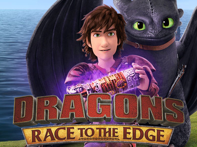 Dragons: Race to the Edge tv show photo
