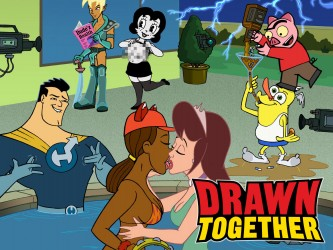 Drawn Together tv show photo
