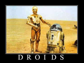 Droids tv show photo
