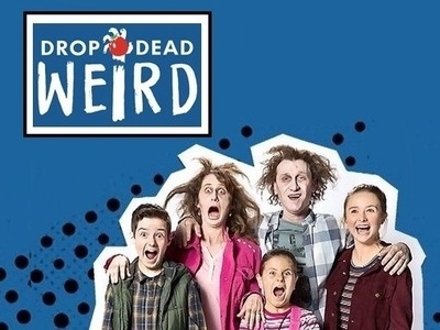 Drop Dead Weird (UK) tv show photo