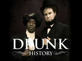Drunk History tv show photo