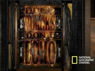 Duck Quacks Don't Echo tv show photo