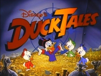 DuckTales tv show photo
