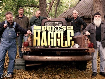 Dukes of Haggle tv show photo