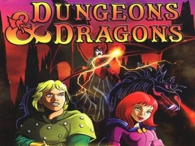 Dungeons & Dragons tv show photo