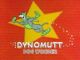 Dynomutt, Dog Wonder tv show photo