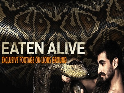Eaten Alive tv show photo