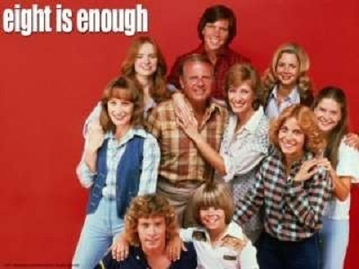 Eight is Enough tv show photo