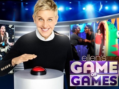 Ellen's Game of Games TV Show