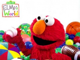Elmo's World tv show photo