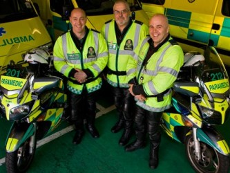 Emergency Bikers (UK)