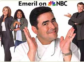 Emeril tv show photo