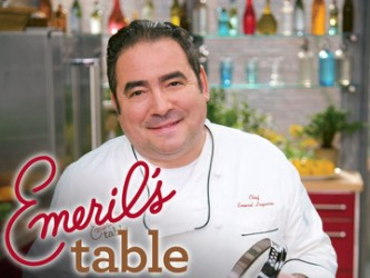 Emeril's Table tv show photo