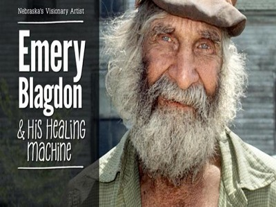 Emery Blagdon and His Healing Machine