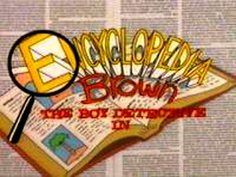 Encyclopedia Brown tv show photo