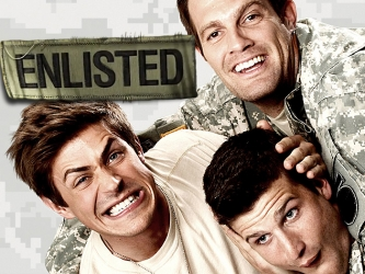 Enlisted tv show photo