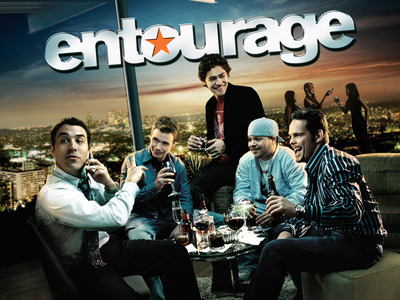 Entourage tv show photo