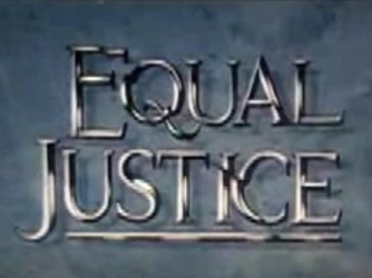 Equal Justice tv show photo