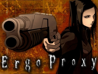 Ergo Proxy  tv show photo