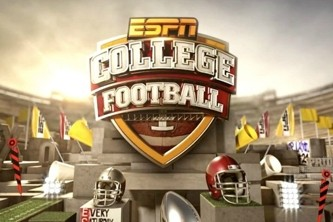 ESPN College Football Thursday Primetime tv show photo