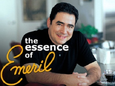 Essence of Emeril tv show photo