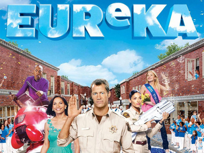 Eureka tv show photo