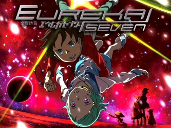 Eureka Seven tv show photo