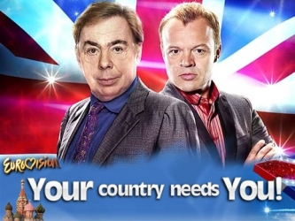 Eurovision: Your Country Needs You (UK)