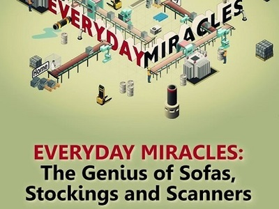 Everyday Miracles: The Genius of Sofas, Stockings and Scanners (UK)