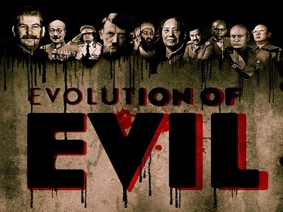 Evolution of Evil