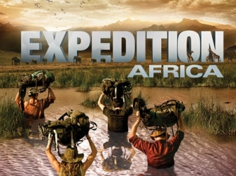 Expedition Africa tv show photo