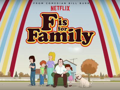 F Is For Family tv show photo