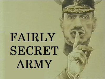 Fairly Secret Army (UK) tv show photo